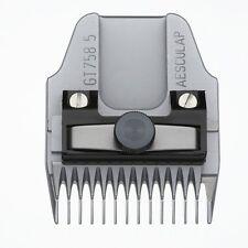 Aesculap Favorita Premium Schneidsatz GT758, 5,0mm. Scherkopf Schermesser Klinge