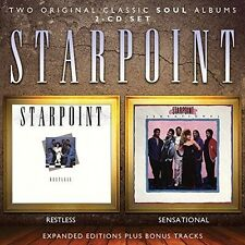 Starpoint - Restless / Sensational [New CD] UK - Import