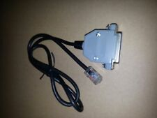 RIB Type Programming Cable MCS2000 GM900 MCX2000 GM1200