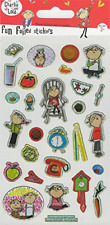 Charlie & Lola Fun Foiled Stickers