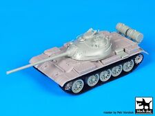 Black Dog 1/72 Russian T-54A Medium Tank Conversion Set (for Trumpeter) T72060