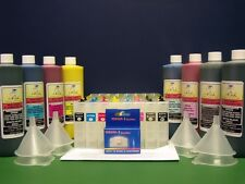500ml Ink Refill System for Epson Stylus Pro 4000