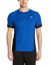 Mission Men's VaporActive Proton Short Sleeve Running T-Shirt Small