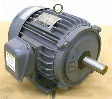 GENERAL ELECTRIC INDUCTION AC MOTOR 5KE182BC305, 1 1/2 HP, 3 PH, 230/460 VOLTS