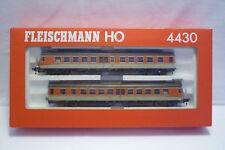 Fleischmann-traccia h0-DIESEL TRIEBZUG-art. 4430-SCATOLA ORIGINALE (6.ei-32)