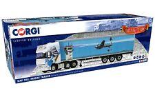 CC14122 Corgi DAF 105 Fridge Trailer Diecast Lorry Truck RAF Holbeach 1:50 Scale