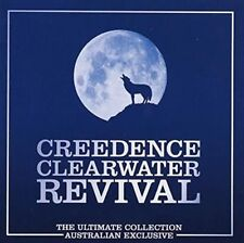 Creedence Clearwater Revival The Ultimate Collection 2 CD NEW John Fogerty