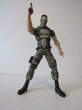 """Marvel legends BAF Nemesis series Punisher Camo Variant 6"""" action figure"""