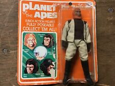 1970's Mego Planet of the Apes Dr. Zaius on Card