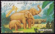 AUSTRALIA 1994 $1 Asian Elephant single MNH @S3669