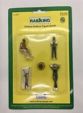 Railking G Gauge 3-piece Outdoor Figures Set #1