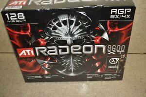 ^^ ATI RADEON 9600 XT VIDEO CARD 128 MB - NEW/SEALED (LA69)