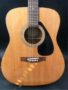Yamaha F310 6 String Acoustic Guitar Right Handed