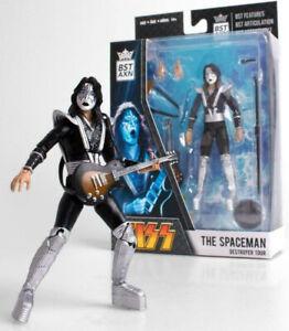 "KISS Thomas Thayer The Spaceman Destroyer Tour BST AXN 5"" Action Figure NEW"