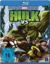 HULK vs. THOR + HULK vs. WOLVERINE (Blu-ray Disc) NEU+OVP