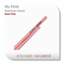 Vic Firth Kidsticks Specialist Children's Drum Sticks - Pink
