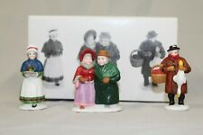"""Department 56: Heritage Village: """"Fezziwegs and Friends"""" #5928-5"""