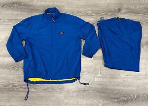 Lauren Active Ralph Lauren Set Womens Sz M Tracksuit Full Zip Jacket & Pants