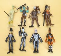 8pcs Fortnight Fortnite Action Figure Model Toy Anime figure set 4""