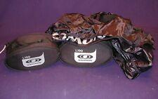 Pair Salomon L190 Ski Bags