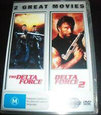 The Delta Force / The Delta Force 2 (Australia Region 4) DVD – Like New