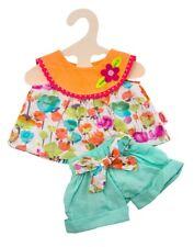 Heless Puppen Kleidung Sommerset Shorts mit Top für 28 - 35 cm Puppen 1455