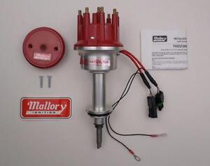 MALLORY FIRESTORM CHRYSLER B ENGINE 383 400 Dual Sync Distributor Mallory 77701M