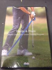 Faults & fixes Martin Chuck: Tour striker training program (DVD)