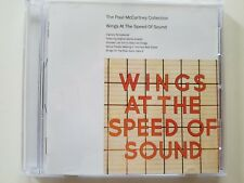 THE PAUL McCARTNEY COLLECTION Wings at the Speed of Sound CD [NEW]