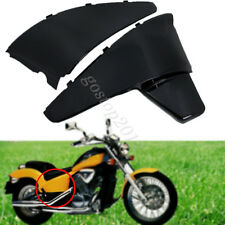 Battery Side Fairing Cover Case For Honda Shadow VLX 600 VT600C STEED400 88-98