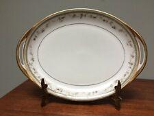 """8.5""""x11.5"""" Oval Platter Haviland Limoges Yale or Schleiger 103 Pattern"""