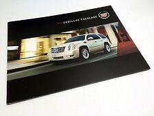 2012 Cadillac Escalade Hybrid Escalade ESV Escalade EXT Brochure