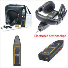 Car Noise Finder Failure Electronic Stethoscope Earphone Detection Equipment Kit
