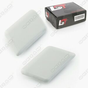 FRONT LEFT & RIGHT HEADLIGHT WASHER JET CAP FOR FORD MONDEO 3 III