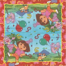 3 Serviettes en papier Dora Decoupage Paper Napkins Dora's party