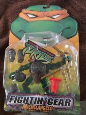 Teenage Mutant Ninja Turtles - Fightin Gear Michelangelo 2004