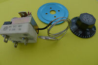 2pcs  Electric Oven 50-300 Celsius Capillary Thermostat Temperature Controller