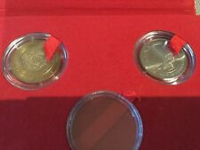 Coffret 1 et 3 Euro 1996 Le Havre ; Euro des Villes