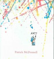 Art, School And Library by McDonnell, Patrick, Brand New, Free shipping in th...