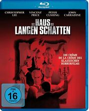 HOUSE OF THE LONG SHADOWS - Blu Ray Region B/UK - Christopher Lee, Vincent Price