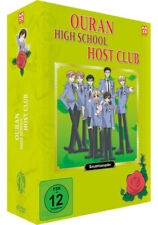 Ouran High School Host Club - Gesamtausgabe Box [6 DVDs] NEU