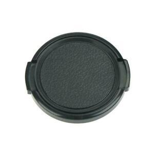 49mm Front Lens Cap Snap on Front Lens Cap For Nikon Best Black