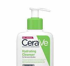 NEW CeraVe Hydrating Cleanser 236ml Daily Face & Body Wash for Normal/Dry Skin