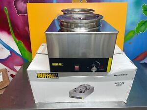Buffalo Bain Marie with Round Pots SO77-2