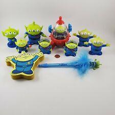 HUGE lot of Toy Story LGM Little Green Men aliens keychains pen bobbleheads more