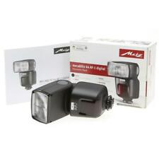 Metz 44 AF-1 Digital Shoe Mount Flash For Canon E-TTL /E-TTL II MZ 44311C