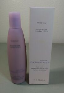 Mary Kay Private Spa Collection Embrace Romance Body Wash 7.75 oz 480000 Retired