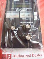 MFJ259C- ANALYZER HF/VHF- 530 KHz - 230 MHz -  New -   SALE