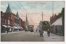 Manchester, Stockport Road Longsight Postcard B642