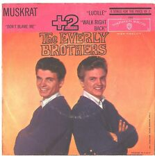 EVERLY BROTHERS--4-SONG PICTURE SLEEVE ONLY---PS--PIC--SLV